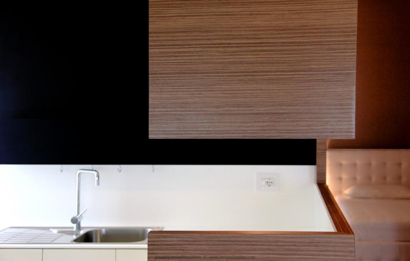 Interior design for Appartamento al mare design